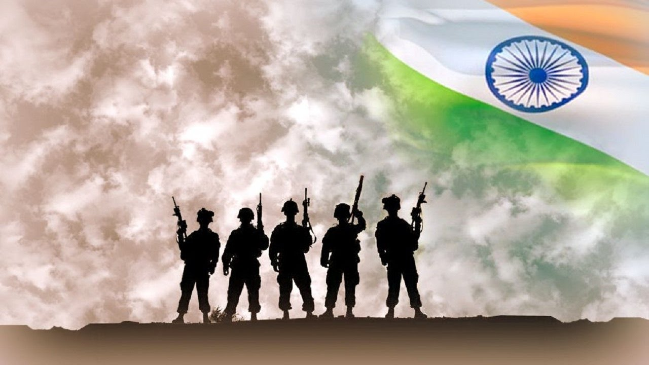 A salute to our soldiers.. - Others Forum