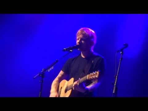Ed Sheeran - Little Bird @ Le Bataclan, Paris 27/11/14