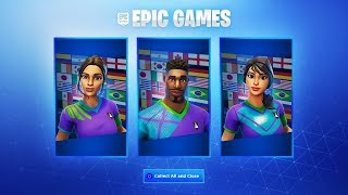 Quand les Football Skins retournent-ils à Fortnite ?