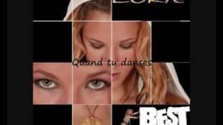 Lorie - Quand tu danses