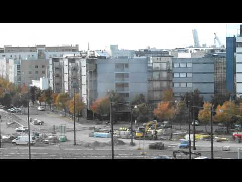 Hotel Radisson Blue , Helsinki, Finland: View from the room