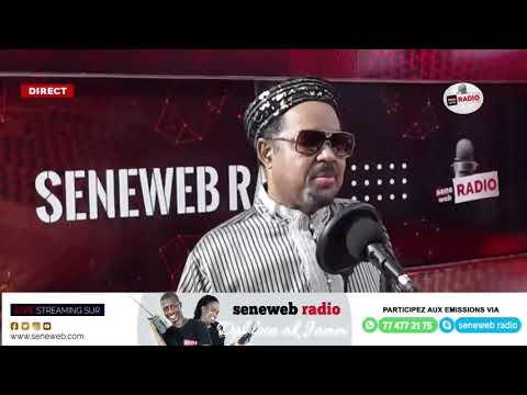 Ahmed Khalifa Niass : « Aujourd'hui, il y a un complot qui vise à attaquer les mourides»