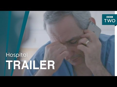 Hospital: Trailer - BBC Two