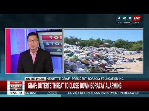 DENR orders closure of 51 Boracay establishments as cleanup begins