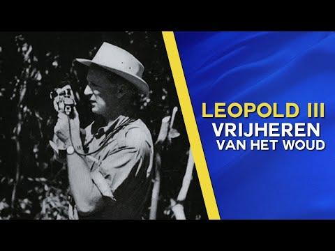 'Vrijheren Van Het Woud' Een film van Koning Leopold III over Belgisch Congo