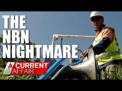 Australia's NBN Nightmare   A Current Affair Australia