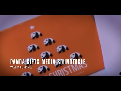 World Wildlife Fund (WWF) And Their Panda Gifts