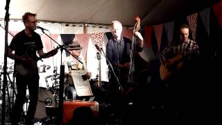 King Courgette @ Galtres Festival 23.08.14.