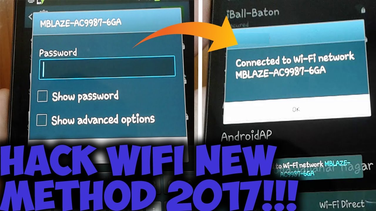 How to bypass wifi password on ps3 | How To Hack A Wifi Password In