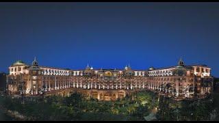 The Leela Palace Bangalore Quick Tour 3rd Anniversary Celebration