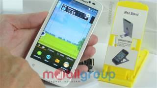 Мобильный телефон Lenovo A516  видео обзор