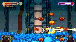 Iconoclasts - Agent Black Boss Fight Part 1