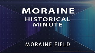 Moraine Historical Minute: Moraine Field