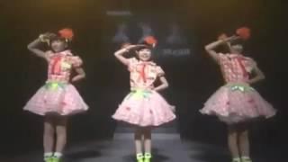 3B junior 「冷凍みかん」 比較してみた 最初の画面⏬ 左端:中原咲耶 真...