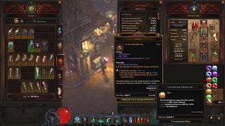 280 Back to Frailty Aura; Diablo 3, S19
