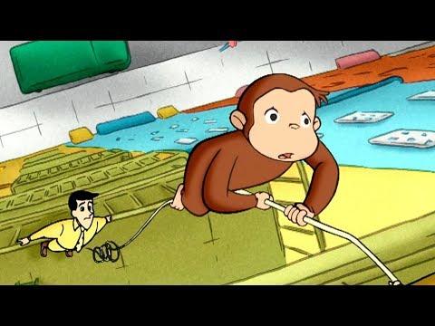 Jorge el Curioso en Español 🐵  El Elefante del Vecino 🐵 Episodio Completo 🐵 Caricaturas Para Niños