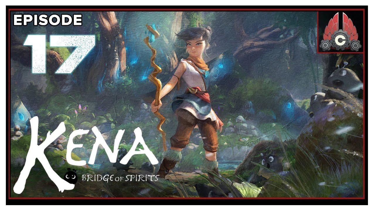 CohhCarnage Plays Kena: Bridge Of Spirits - Episode 17