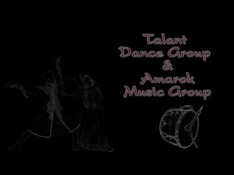 Ритмы Кавказа,Барабан Шоу -Группа Талант Баку 2016
