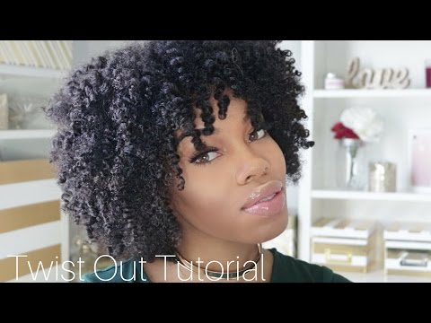 Twist Out with Definition & VOLUME
