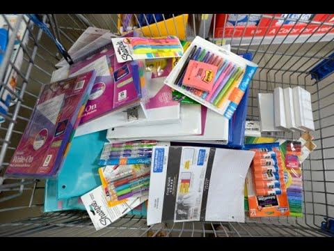 Pandemic changes back-to-school shopping as schools move online
