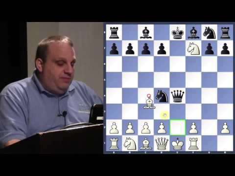 1. e4 e5: A Discussion (Eventually Middlegames) - GM Ben Finegold