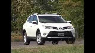Toyota Rav4 2.5 4WD - Test - Matías Antico(Recién llegada al país, probamos la nueva generación (cuarta) del conocido SUV japonés. Versión full con motor de 180 CV, caja automática y tracción a las ..., 2013-04-23T00:42:09.000Z)