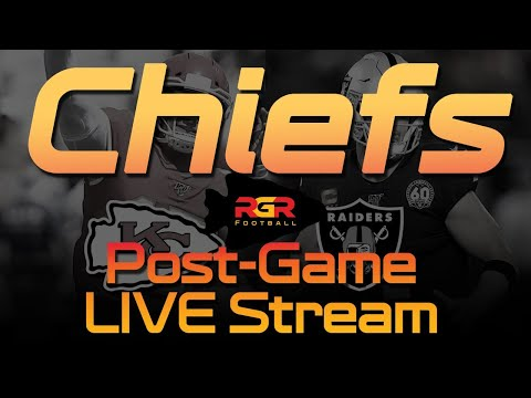 Chiefs vs Raiders Postgame LIVE - KC moves to 1-0  |  Kansas City Chiefs News NFL 2019