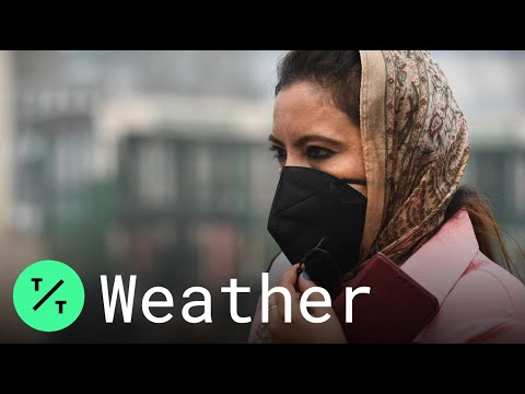 India's Toxic Air Pollution Forces Public Health Emergency in New Delhi