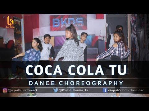 Lukka Chuppi : COCA COLA Dance Video | Kartik A, Kriti S | Neha Kakkar | Tonny Kakkar | Bkds