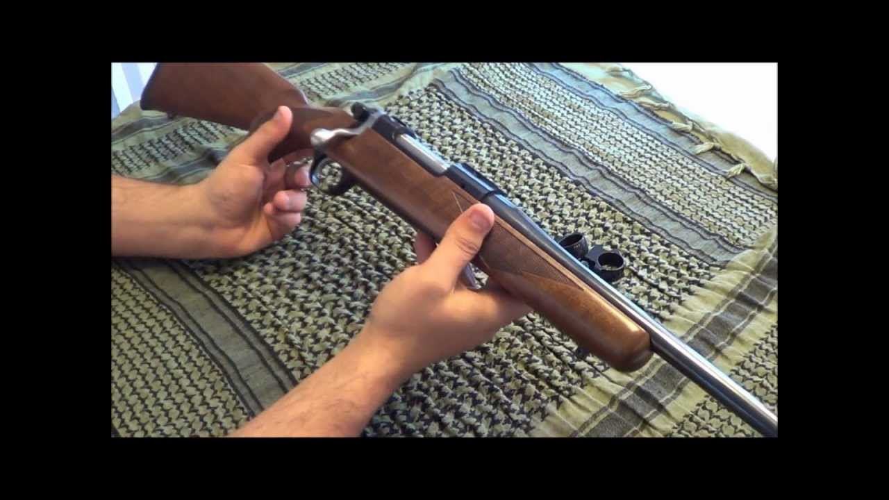 Ruger M77 MK11- Compact