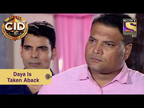 Your Favorite Character | Daya Is Taken Aback | CID
