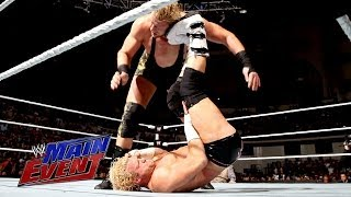 Dolph Ziggler vs. Jack Swagger: WWE Main Event, April 8, 2014