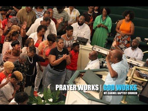 Pastor Flemming Prays