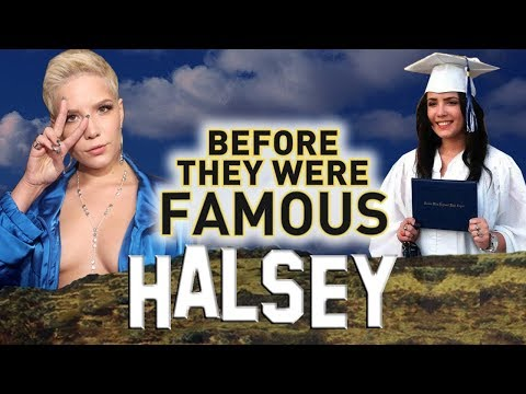 HALSEY | Before They Were Famous | Singer...