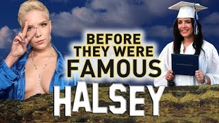 HALSEY | Before They Were Famous | Singer Biography | Him & I