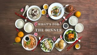 With the lunar new year only one day away, did you ever wonder what chinese people have for dinner on this very special occasion? cgtn take a tour of ...