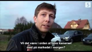 Kanal5 hælerjagt program nr. 6 - tyveri af scooter & trailer og jagt på tyvene