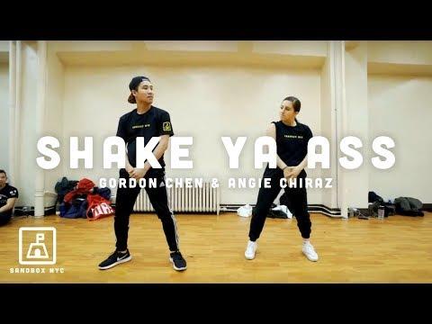 Mystikal - Shake Ya Ass | Gordon Chen & Angie Chiraz Choreography | @sandboxnyc_