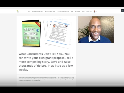 Grant Writing Made Easy with Insights From Consultants and Grant Professionals