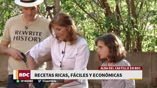 Alba del Castillo con recetas faciles y ricas para esta Primavera #BienDeCordoba