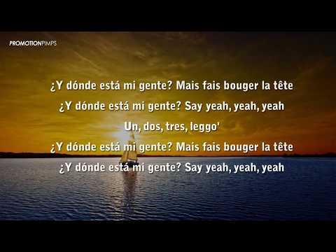 J  Balvin, Willy William   Mi Gente -New song 2017الاغنيه اللي يبحث عنها الجميع ولا يعرف اسمها