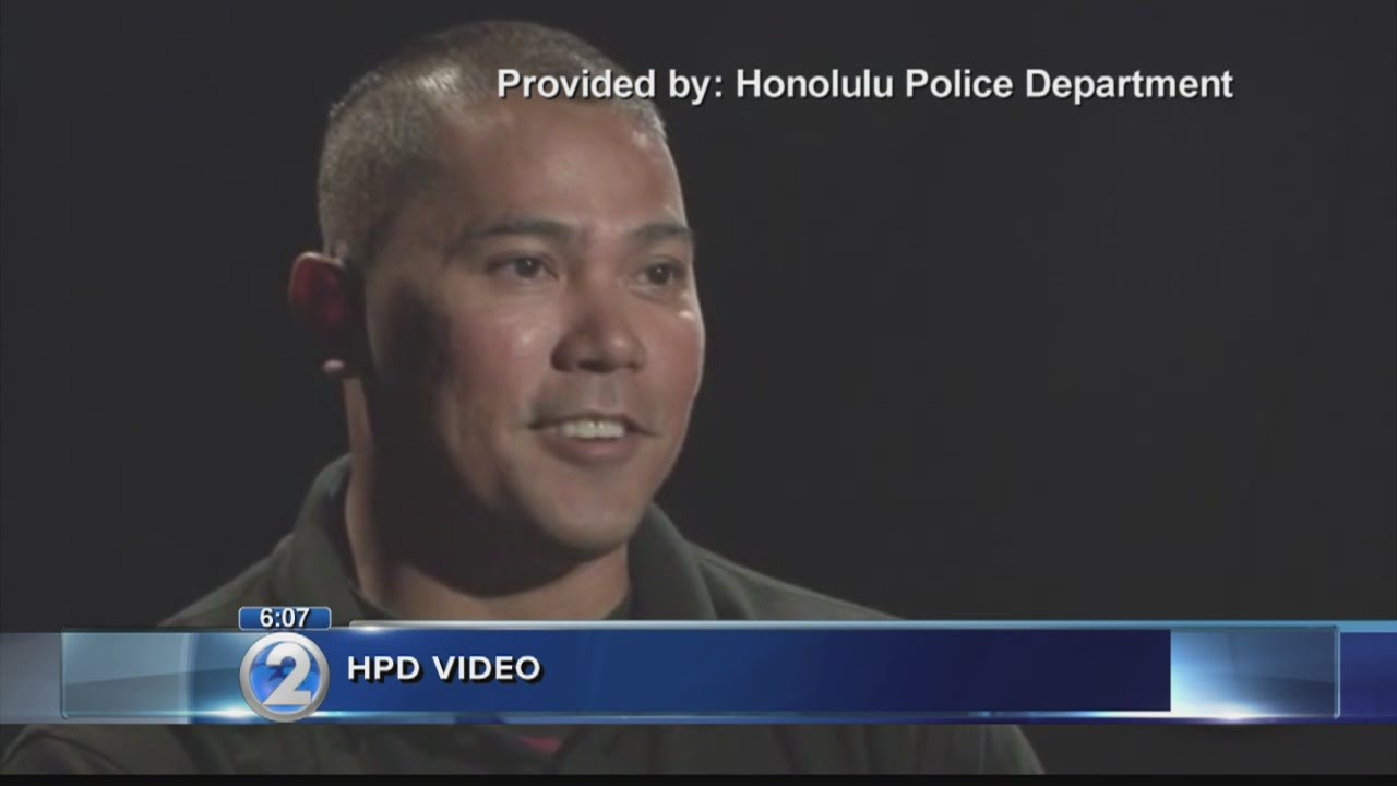 Download HPD video shows officers explaining actions in game room assault
