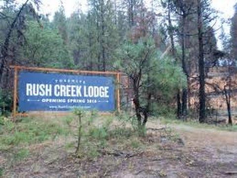 Rush Creek Lodge: SBA 504 Hotel Financing Makes First New Yosemite Resort in 25 Years Possible