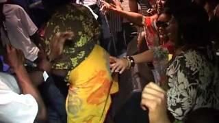 African dance Underground Party