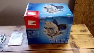 New Einhell BT-CS 1400/1 Circular Saw Unpacking