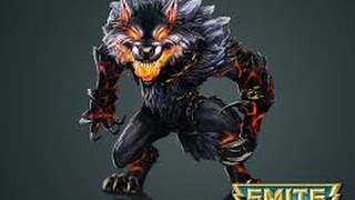 Smite on Xbox One God Guide Ep. 1 - Fenrir