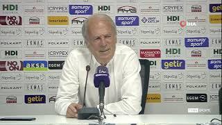 Mustafa Denizli'den TFF'ye Stefan Kuntz tepkisi! | Altay - Göztepe : 2-1