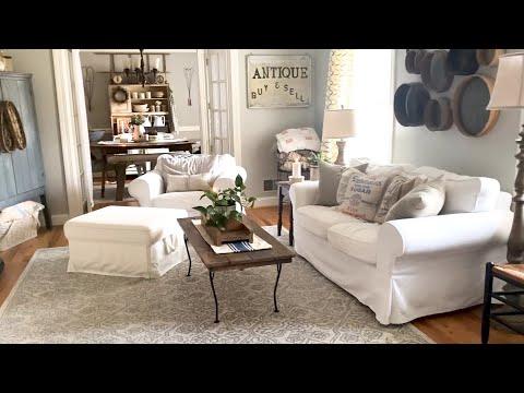 white-cottage-farmhouse-home-tour-🌿