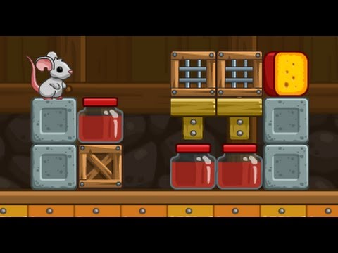 Cheese Barn Levels Pack Walkthrough Full Game Youtube