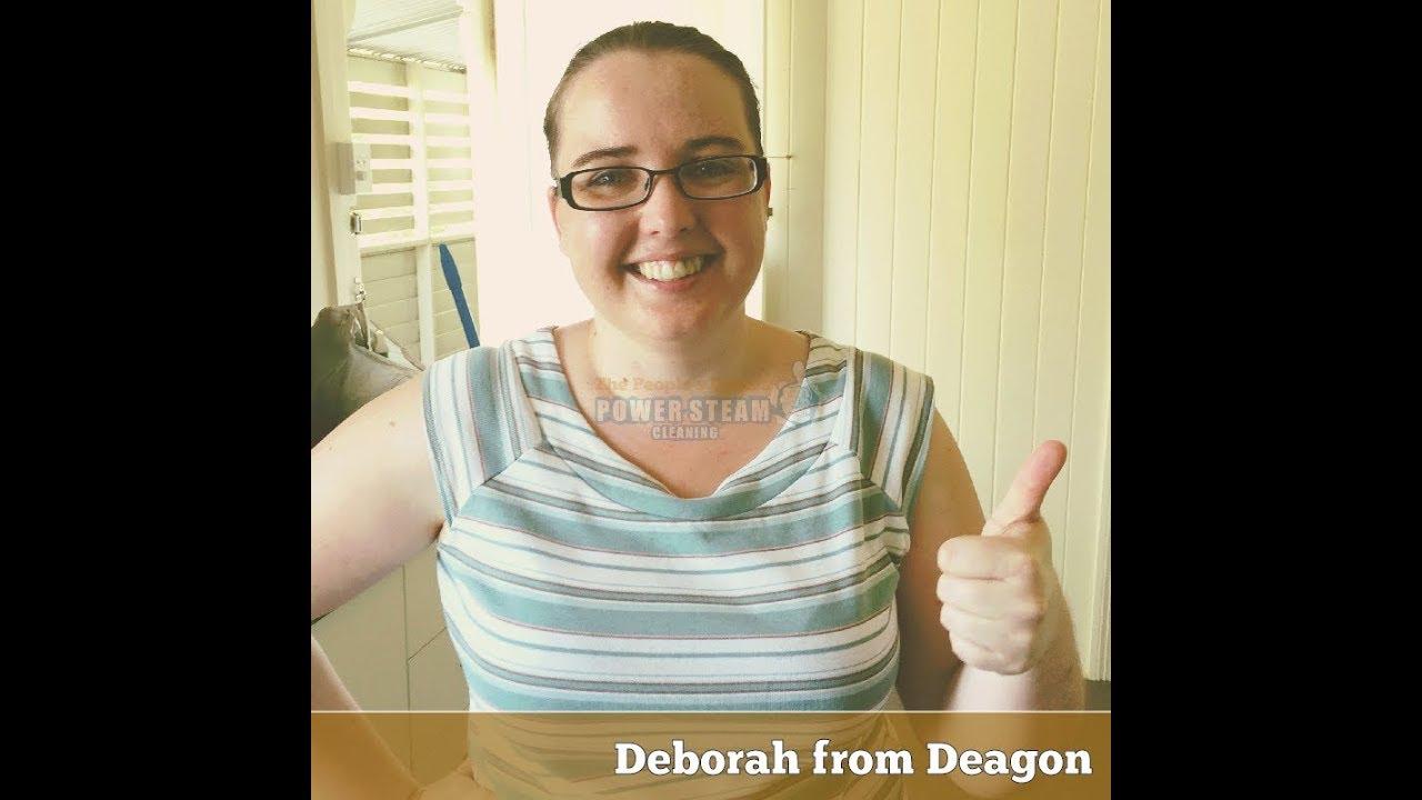 Deagon Carpet Cleaning Review Brisbane Deborah Power Steam